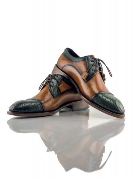 Pantofi eleganti din piele  VITELLO T102