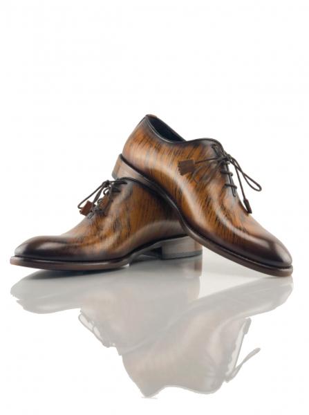 Pantofi eleganți din piele naturală FRANCESCO 1