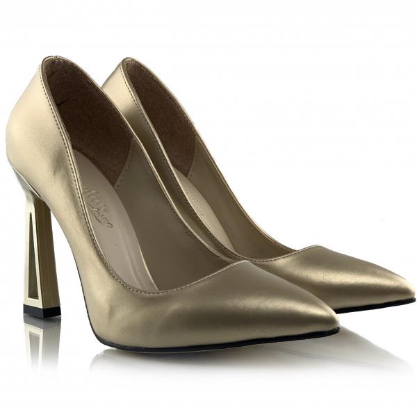 Pantofi Glory Aurii 0