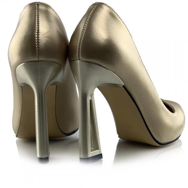 Pantofi Glory Aurii 2