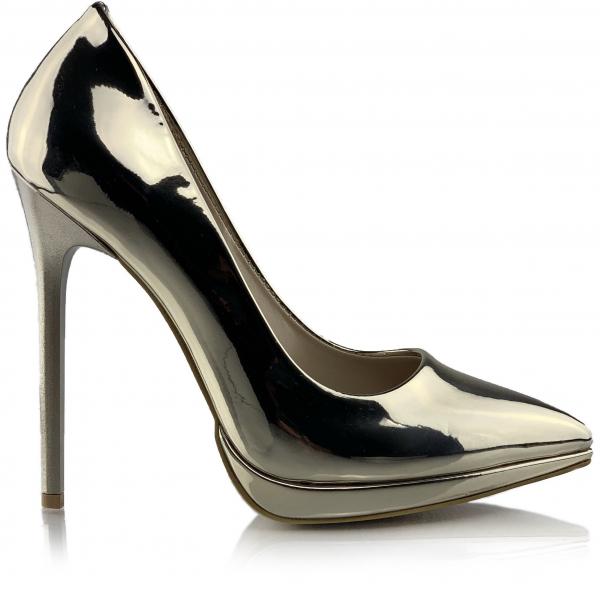 Pantofi Lorelay Aurii 1