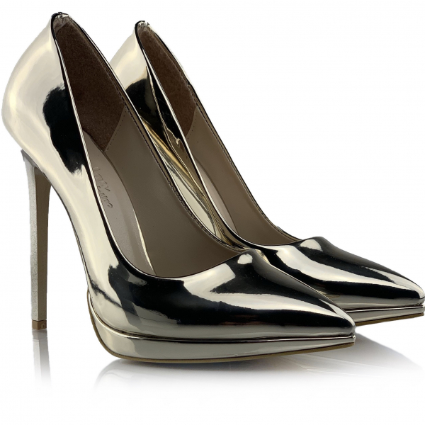 Pantofi Lorelay Aurii 0