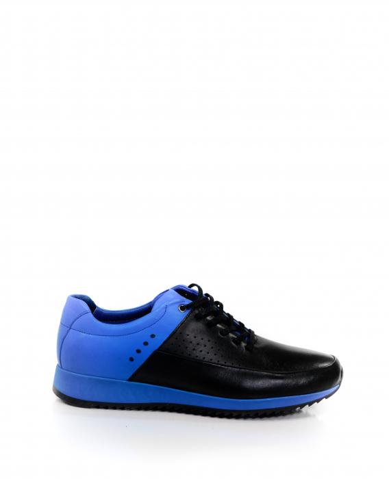 Pantofi sport din piele Blue Motion 2