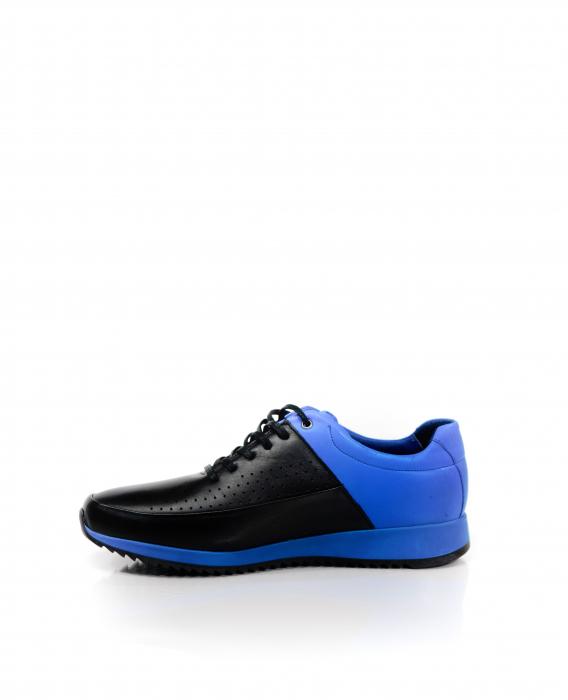 Pantofi sport din piele Blue Motion 5
