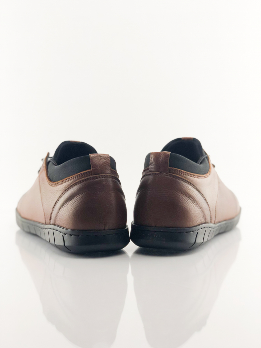 Pantofi sport din piele Brown Bear 3