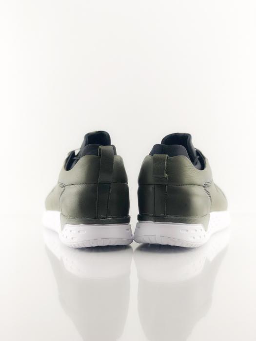 Pantofi sport din piele GREEN ARCHER 4