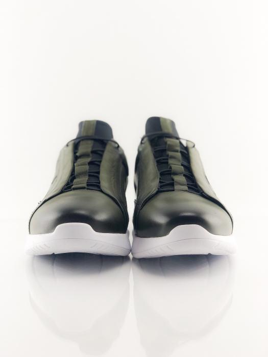 Pantofi sport din piele GREEN ARCHER 3