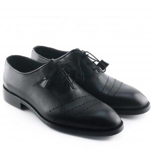 Pantofi eleganți din piele naturală Lorenzo Negri1