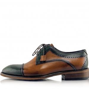 Pantofi eleganți din piele naturală Fabio2