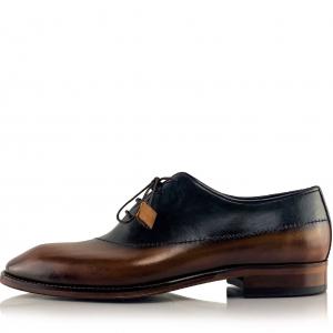 Pantofi eleganți din piele naturală MASSIMO2