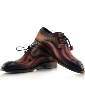 Pantofi eleganți din piele naturală OSCAR0