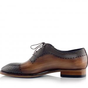 Pantofi eleganți din piele naturală VIKTOR3