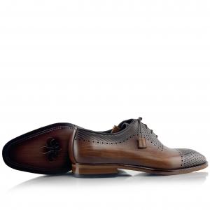 Pantofi eleganți din piele naturală VIKTOR4