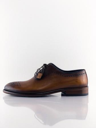 Pantofi eleganți din piele naturală MATTEO3