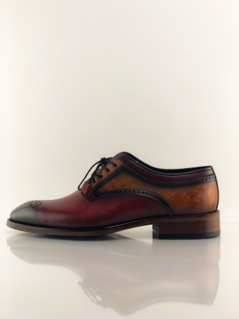 Pantofi eleganți din piele naturală OSCAR3