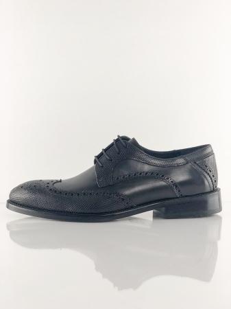 Pantofi eleganți din piele naturală OXFORD3