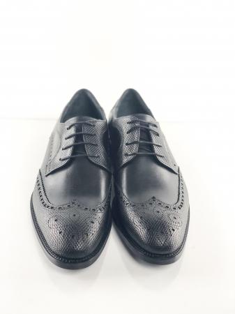 Pantofi eleganți din piele naturală OXFORD5