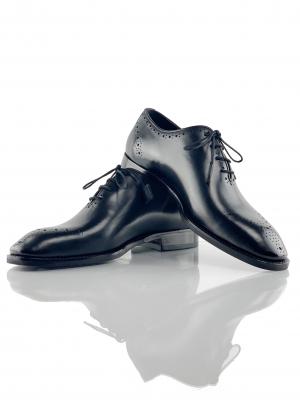 Pantofi eleganți din piele naturală ALBERTO1