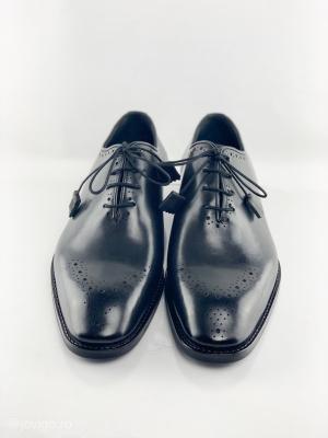 Pantofi eleganți din piele naturală ALBERTO3