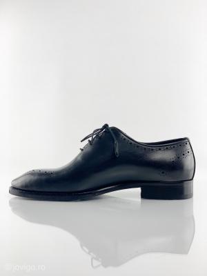 Pantofi eleganți din piele naturală ALBERTO6