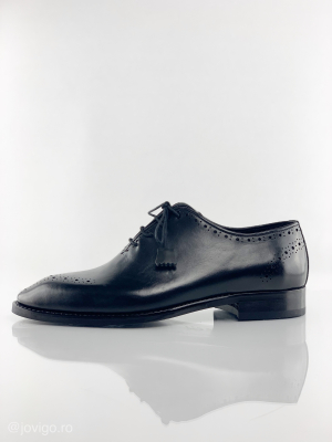 Pantofi eleganți din piele naturală ALBERTO5
