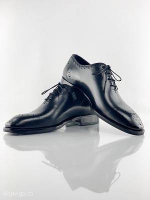 Pantofi eleganți din piele naturală ALBERTO9