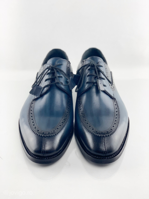 Pantofi eleganți din piele naturală ROMAN6