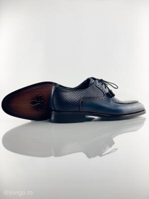 Pantofi eleganți din piele naturală ROMAN8
