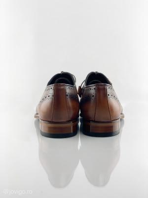 Pantofi eleganți din piele naturală ERIK3