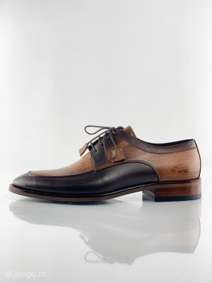 Pantofi eleganți din piele naturală ANTONIO5