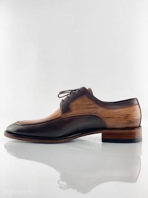 Pantofi eleganți din piele naturală ANTONIO4