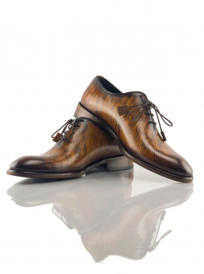 Pantofi eleganți din piele naturală FRANCESCO1