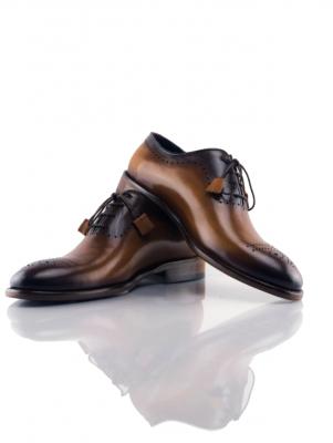 Pantofi eleganți din piele naturală MATTEO1