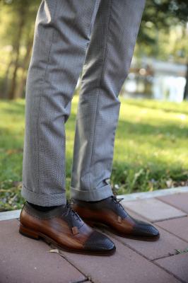 Pantofi eleganți din piele naturală VIKTOR0