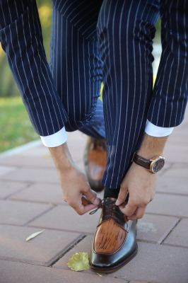 Pantofi eleganți din piele naturală ANTONIO0