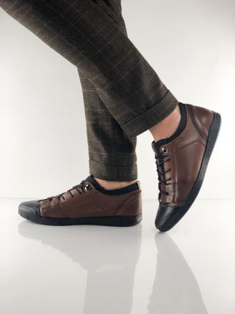 Pantofi sport din piele BROWN BEAR6