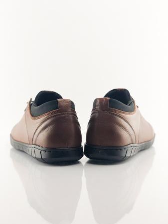 Pantofi sport din piele Brown Bear3