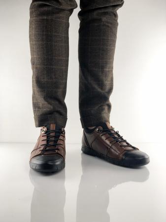 Pantofi sport din piele BROWN BEAR4