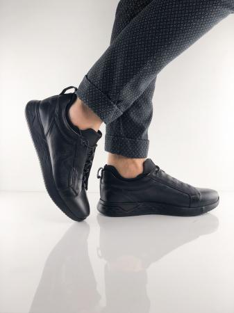 Pantofi sport din piele DARK KNIGHT