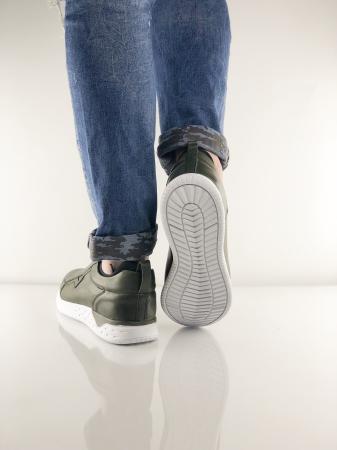 Pantofi sport din piele Green Archer1