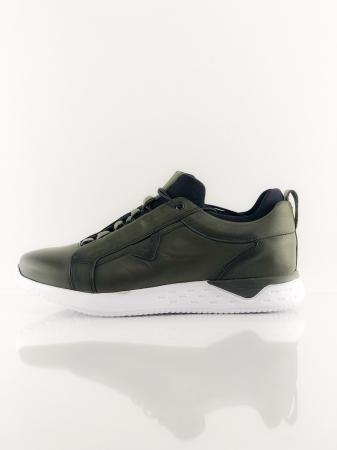 Pantofi sport din piele Green Archer6