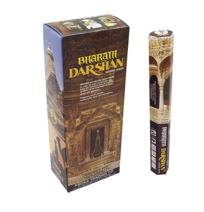 Betisoare parfumate BHARATH-DARSHAN, 25 G 1
