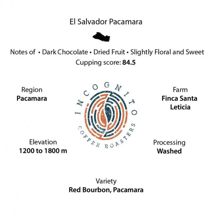 Cafea Boabe de specialitate El Salvador Pacamara 250g [1]