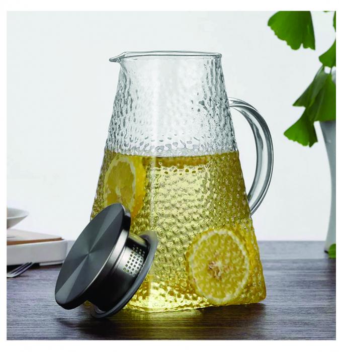 Carafa - Ceainic din sticla Borosilicata, 1,5 Litri 2
