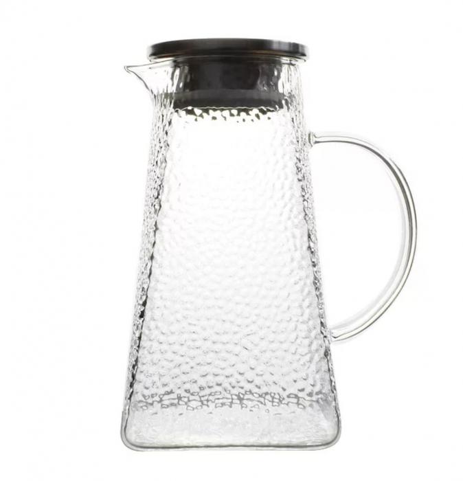 Carafa - Ceainic din sticla Borosilicata, 1,5 Litri 5