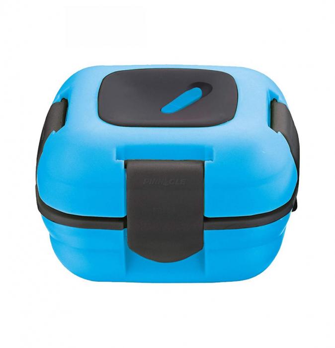 Caserola termica pentru alimente, 2 litri, Albastru 0
