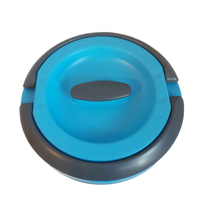 Caserola termica, Prime Plus 2500 ML, Albastru 4