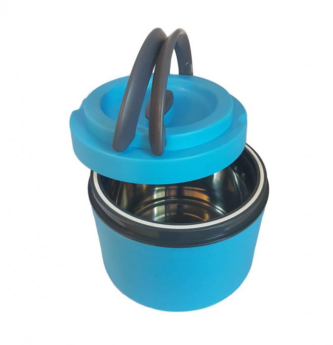 Caserola termica, Prime Plus 2500 ML, Albastru 1