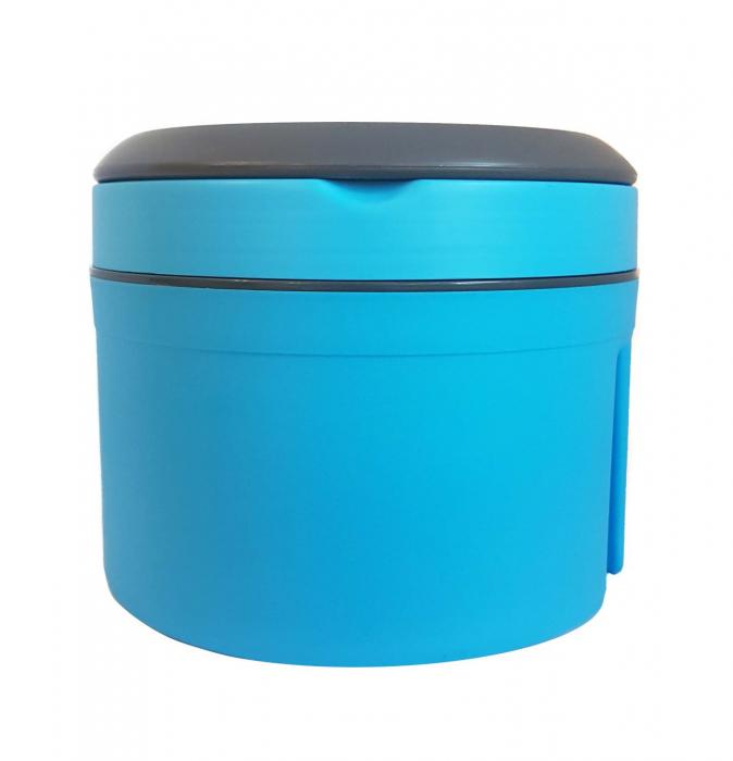 Caserola termica, Prime Plus 2500 ML, Albastru 3