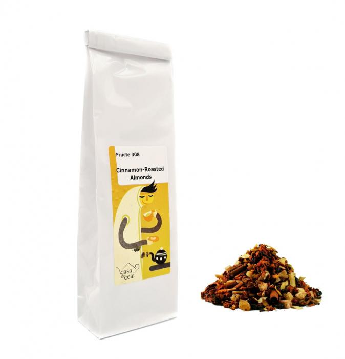 Ceai de Fructe Cinnamon - Roasted Almonds 50G [0]